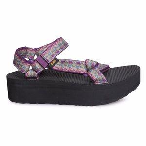 Teva Miramar Platform Sandal